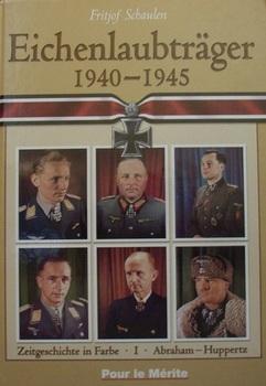 eichenlaubträger 1940-1945-BandⅠ.jpg